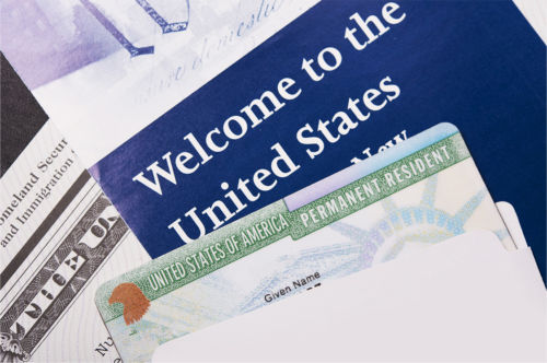 U.S. Green Cards